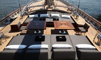 Roxane yacht charter lifestyle
