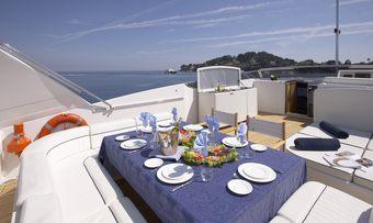 Solona yacht charter lifestyle