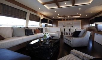 Arion yacht charter lifestyle