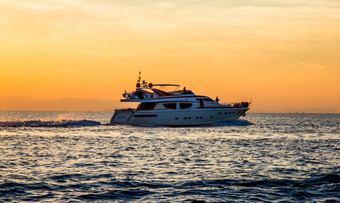 Albator yacht charter lifestyle