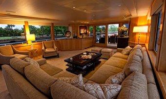 True Blue yacht charter lifestyle