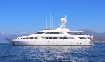 Mistress yacht charter Benetti Motor Yacht