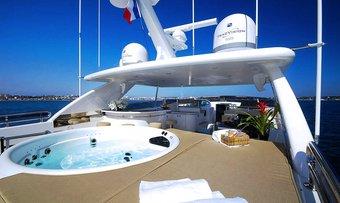 Annabel II yacht charter lifestyle