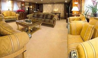 Mistress yacht charter lifestyle