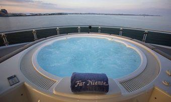Far Niente yacht charter lifestyle