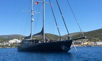 Rox Star yacht charter Oguz Marine Sail Yacht