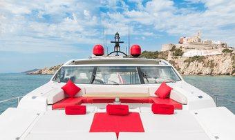 Palumba yacht charter lifestyle