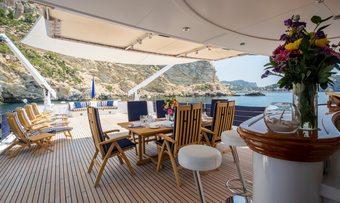 Monaco yacht charter lifestyle