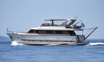 Blanka yacht charter CCYD Motor Yacht