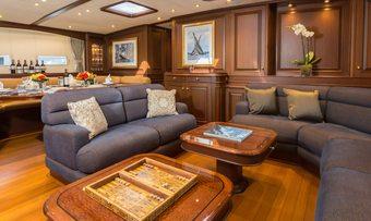 Sojana yacht charter lifestyle