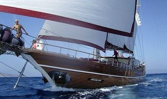 Dreamland yacht charter lifestyle