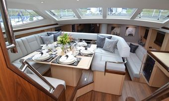 Raven yacht charter lifestyle