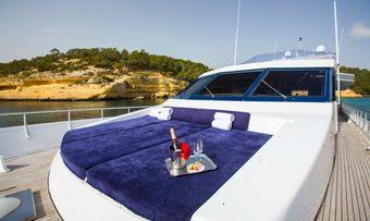 Ace Six yacht charter lifestyle