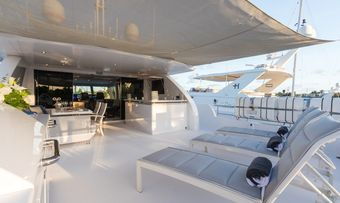Day One yacht charter lifestyle