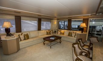 A' Salute yacht charter lifestyle