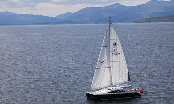 Curanta Cridhe yacht charter lifestyle