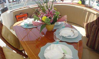Quixote yacht charter lifestyle