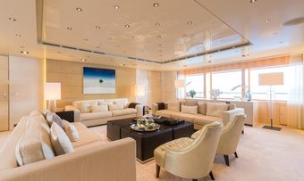 Icon yacht charter lifestyle