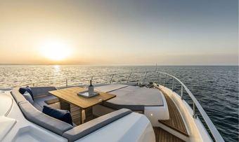 Black Star III yacht charter lifestyle