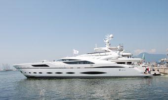 Fast & Furious yacht charter AB Yachts Motor Yacht