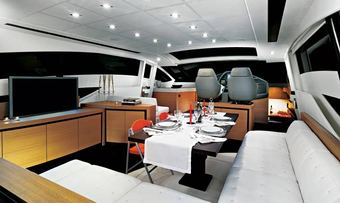 Angels and Demons yacht charter lifestyle