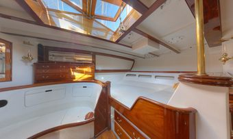 Whitefin yacht charter lifestyle