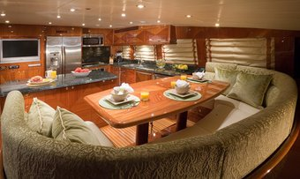 All That Jazz yacht charter lifestyle
