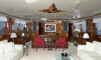 Let It Be yacht charter lifestyle
