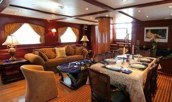 Blue Dream yacht charter lifestyle