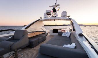 Keros Island yacht charter lifestyle