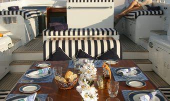 Avella yacht charter lifestyle