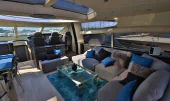 Black Zen yacht charter lifestyle