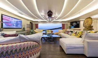 Khalilah yacht charter lifestyle