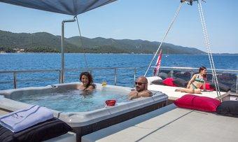 Rara Avis yacht charter lifestyle