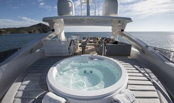 Berco Voyager yacht charter lifestyle