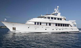 Cherish II yacht charter Christensen Motor Yacht