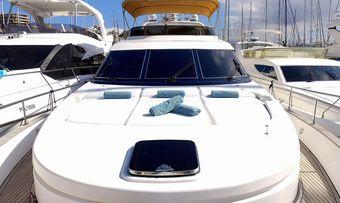 Kitty Kat yacht charter lifestyle