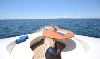 Camellia  yacht charter lifestyle