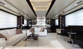 Andiamo! yacht charter lifestyle