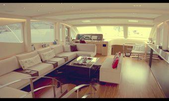 Merlin yacht charter lifestyle