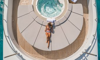 Big Sky yacht charter lifestyle
