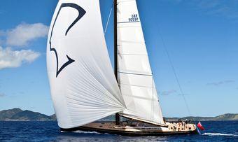 Nefertiti yacht charter Nautor's Swan Sail Yacht