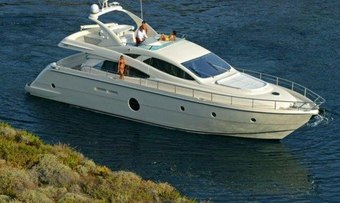 George V yacht charter lifestyle