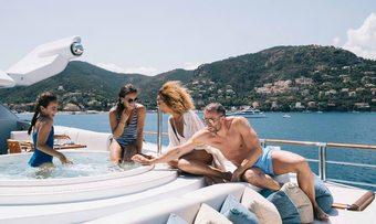 Wheels yacht charter lifestyle