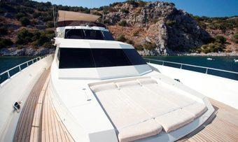 Sveti Sky yacht charter lifestyle