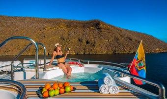 Treasure yacht charter lifestyle