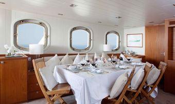 Drenec yacht charter lifestyle