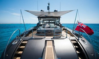 Aya yacht charter lifestyle