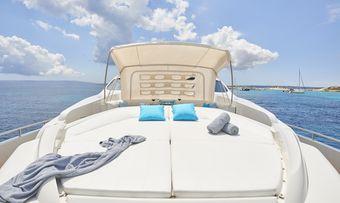 Danzas yacht charter lifestyle
