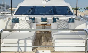 Rania yacht charter lifestyle